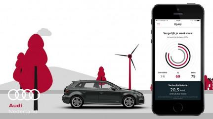Mijn Audi App