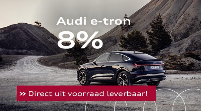 Audi e-tron - nieuws en acties2