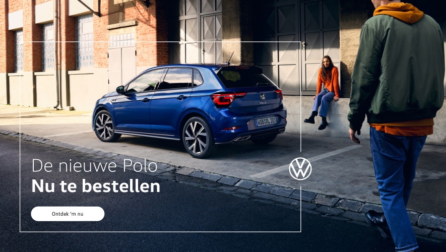 De nieuwe Volkswagen Polo