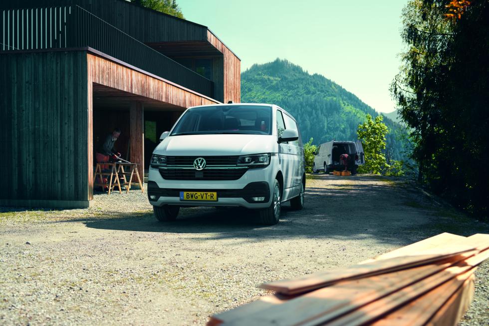 Volkswagen Bedrijfswagens Verzekeren